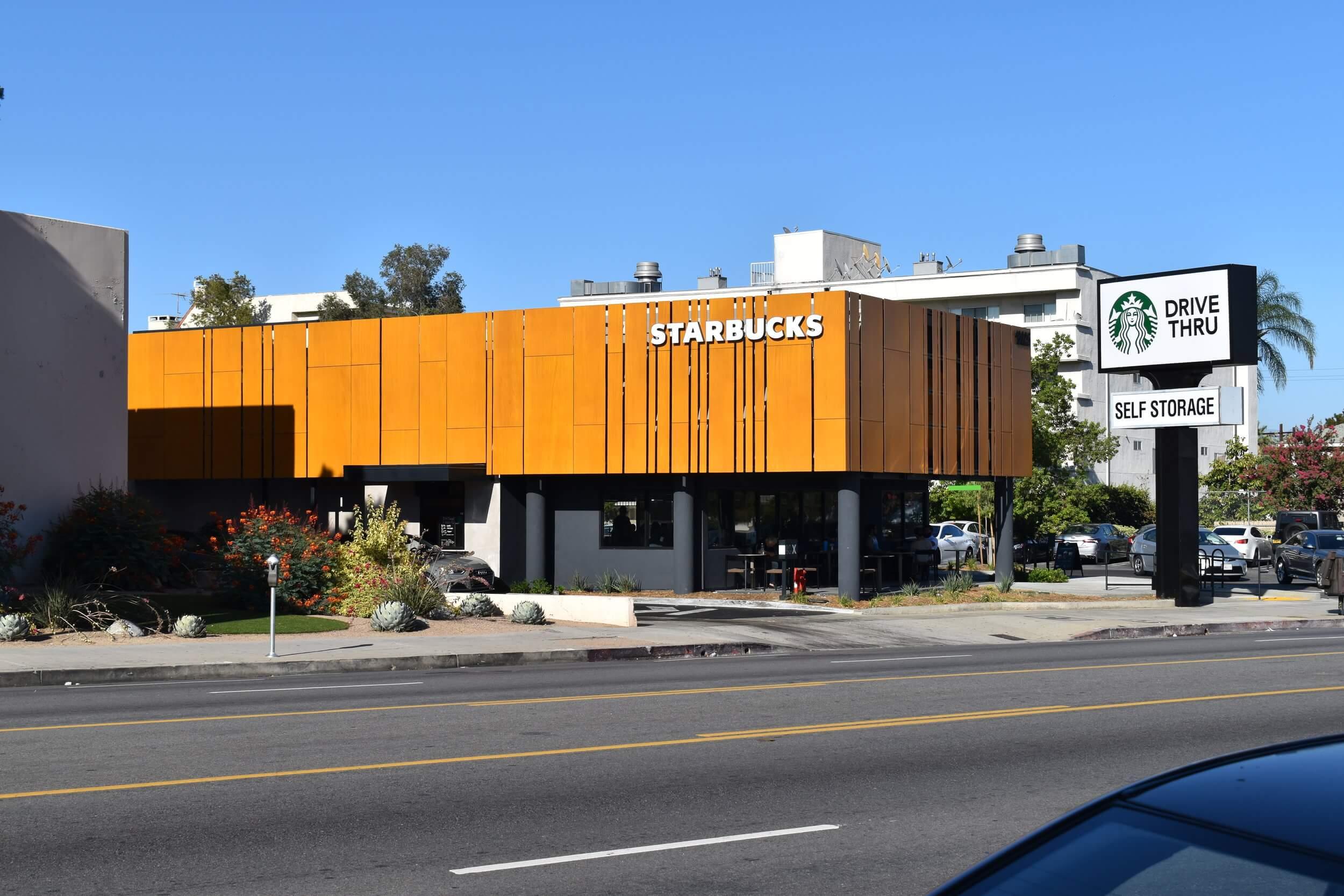 Encino Starbucks