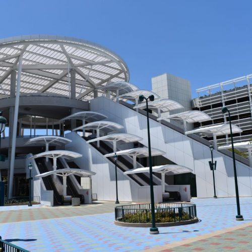Disney California Parking Garage