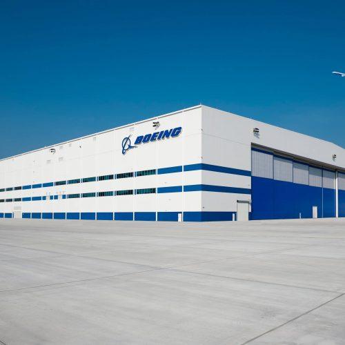 Boeing Manufacturing